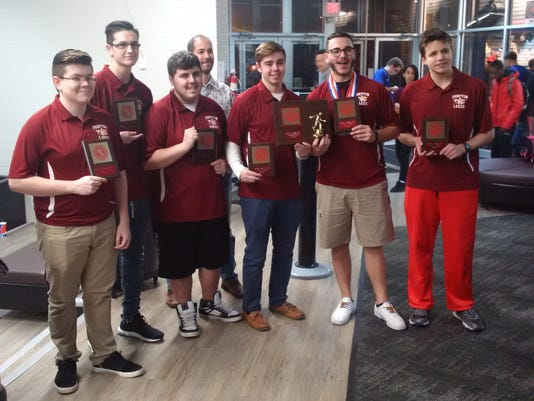 Pompton Lakes bowling-2017 Passaic County champ
