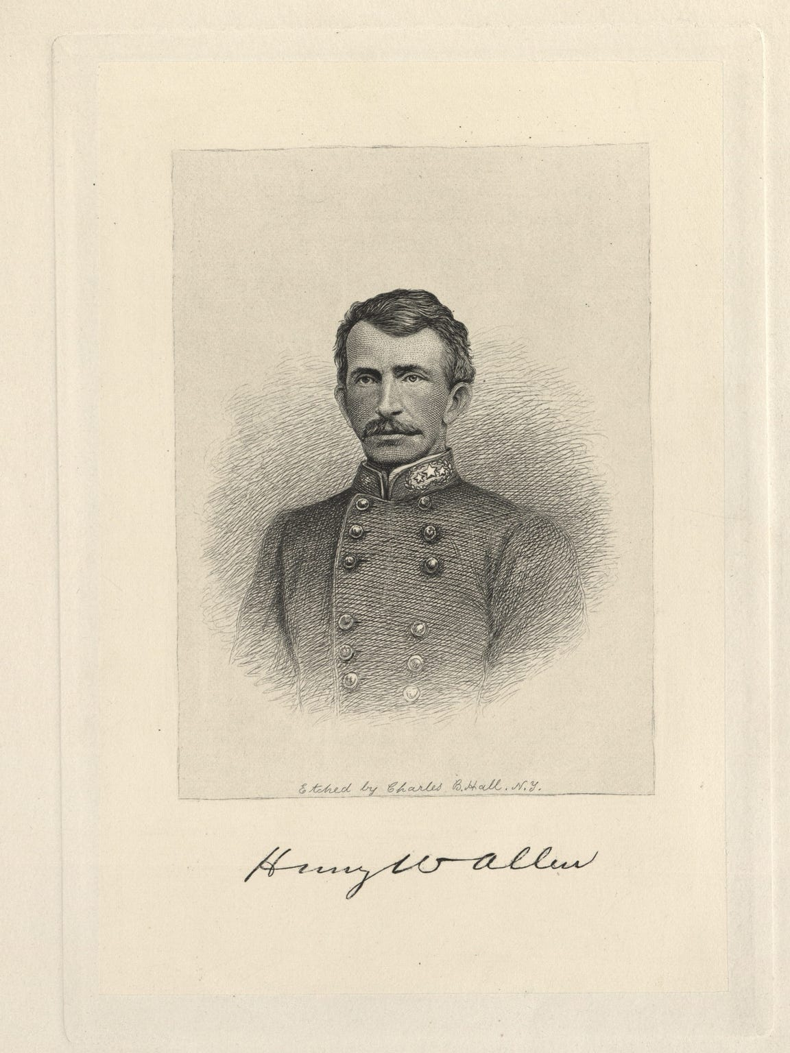 Some historians suggested that John Bel Edwards might do well to emulate another military man, Gen. Henry Watkins Allen, Louisiana's Confederate governor during the last year of the war.