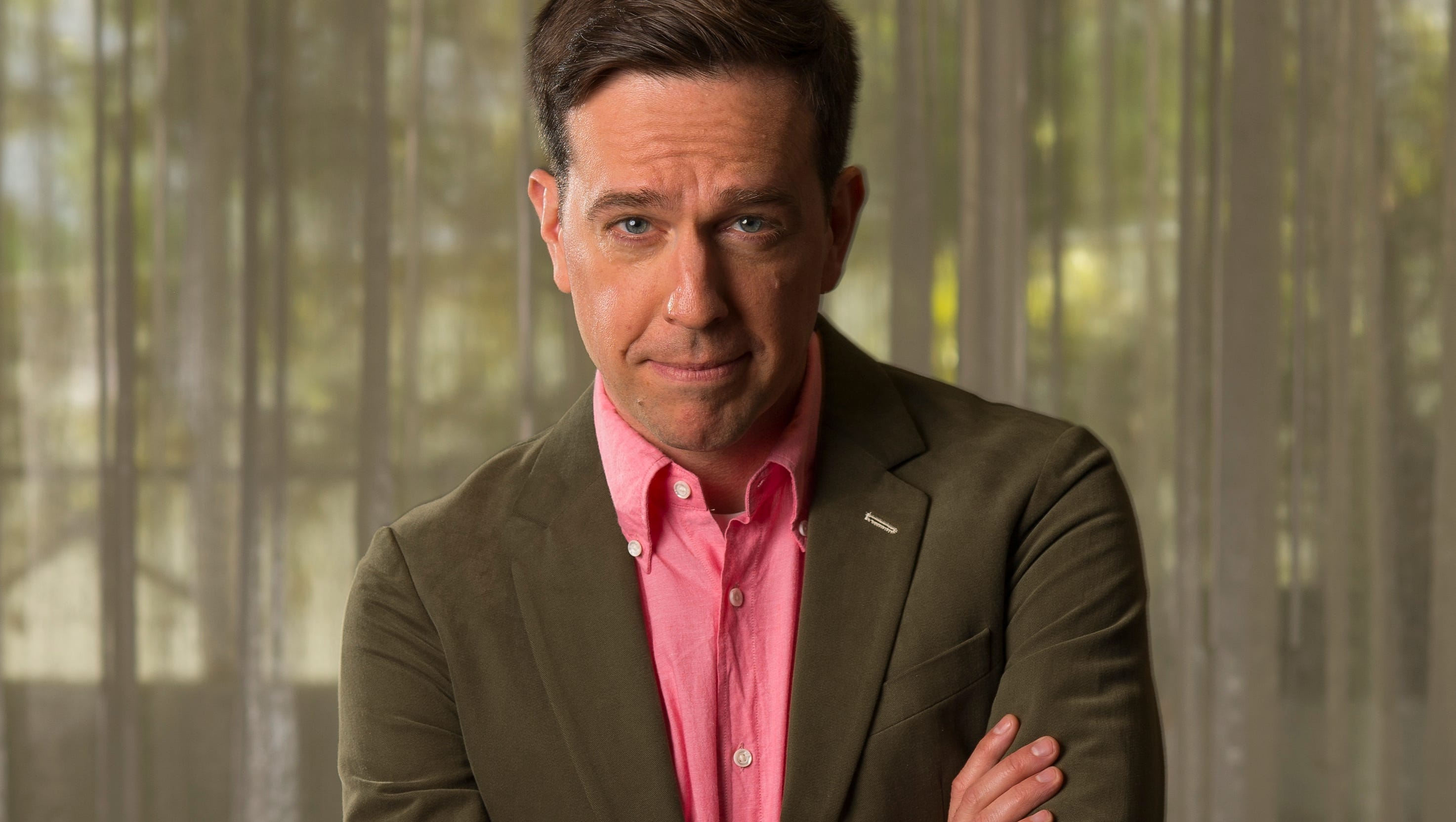 New 'Vacation' is thrill ride for Ed Helms