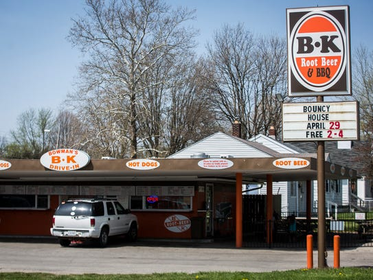 Bowman's BK Drive-In is planning an expansion.