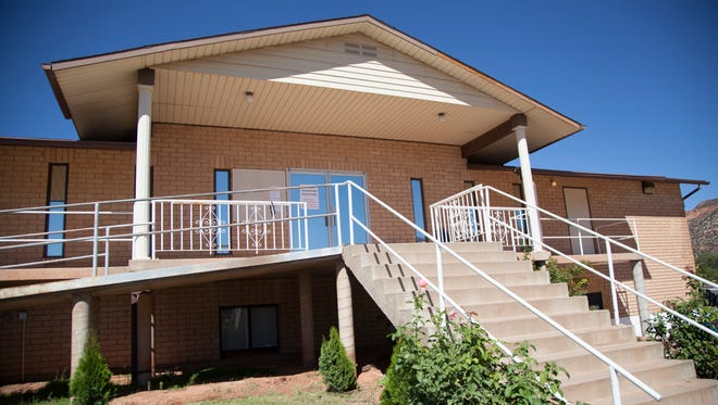 Hildale's city offices are seen in this Sept. 19 file photo.