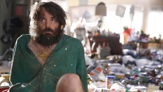 Cleanliness isn't a priority for Will Forte's 'Last Man on Earth.'
