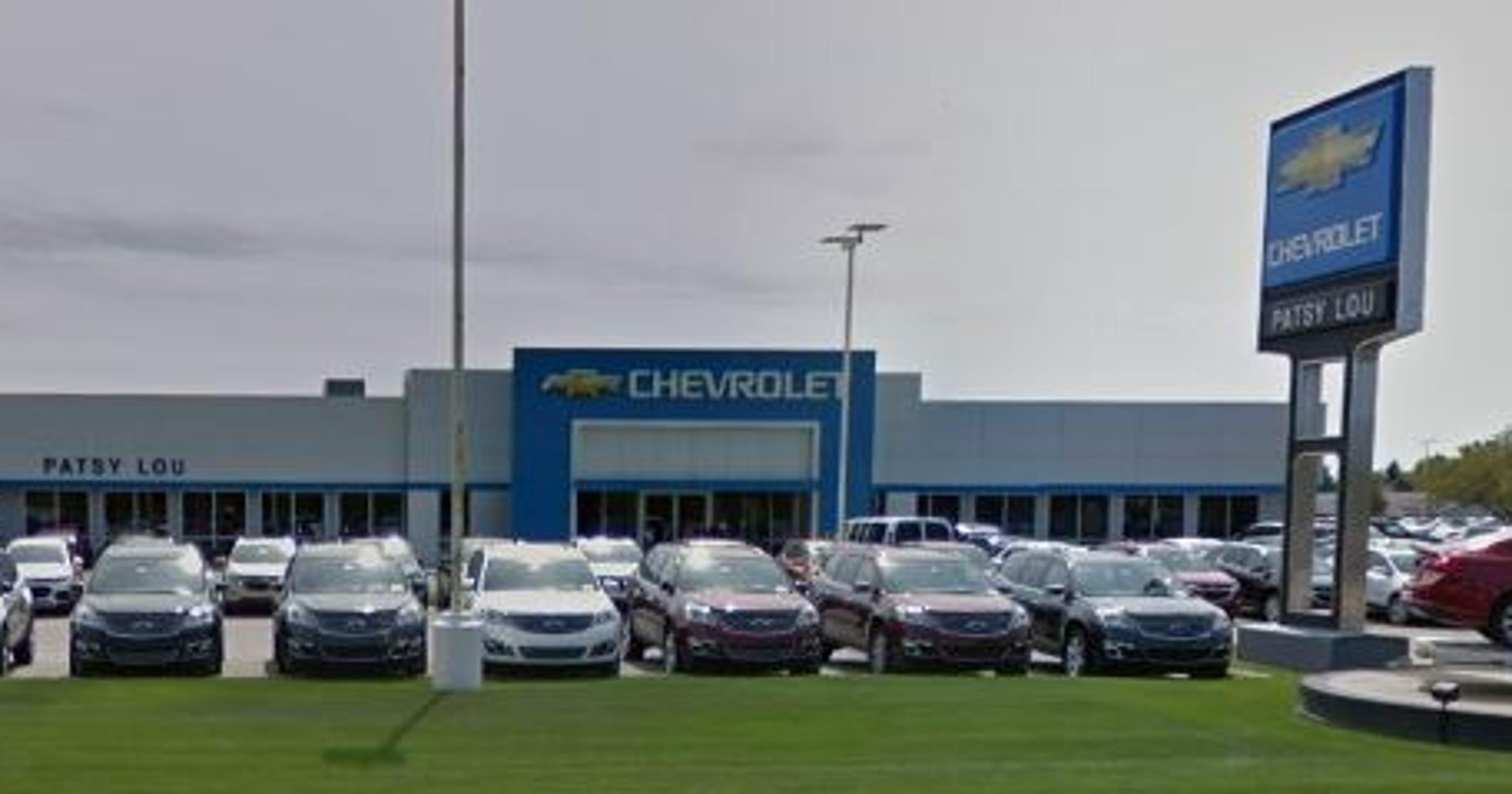 Michigan Suspends License Of Patsy Lou Chevrolet