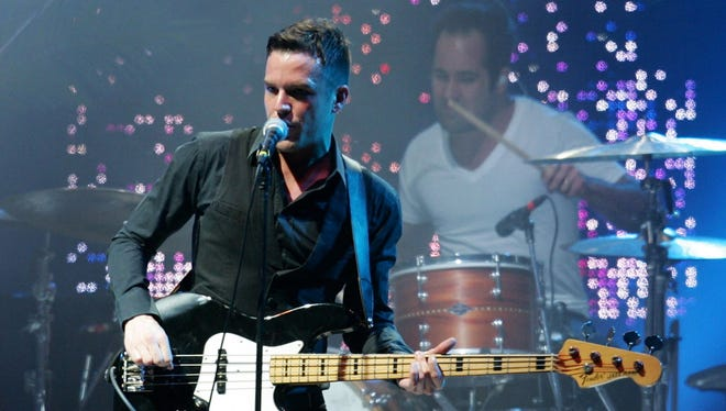 The Killers will warm up for its headlining set at Lollapalooza in Chicago with a show at the Rave's Eagles Ballroom Aug. 2.