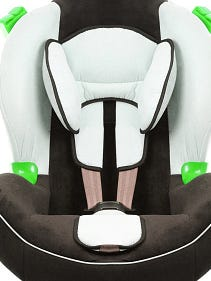 Car seat for children.