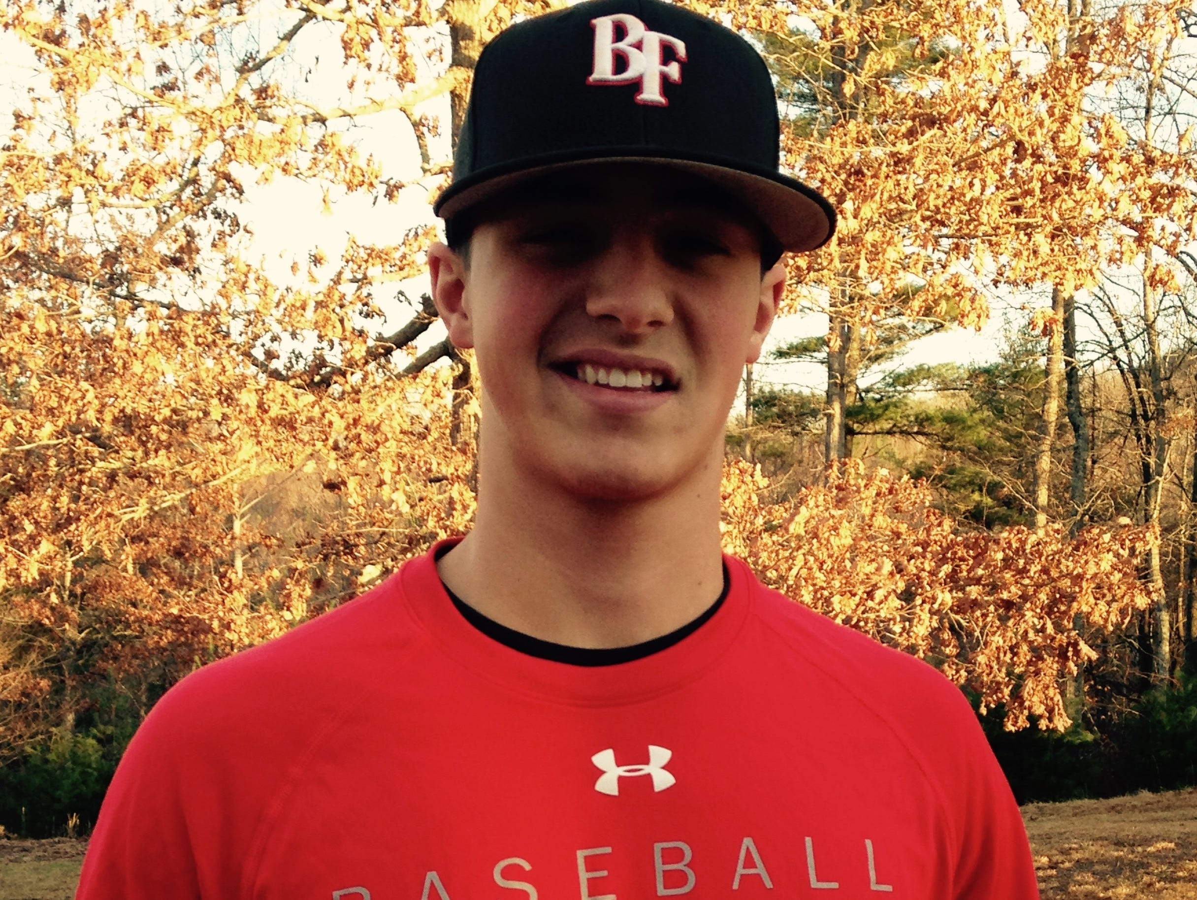 Mountain Heritage's Gray McCurry had three hits in Thursday night's 9-2 win over Mint Hill.