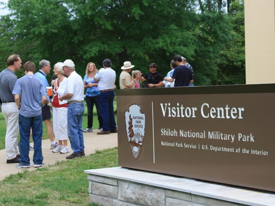 Shiloh Visitor Center - NPS Photo
