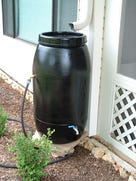 Rain barrels are being sold at a discount by Hamilton County