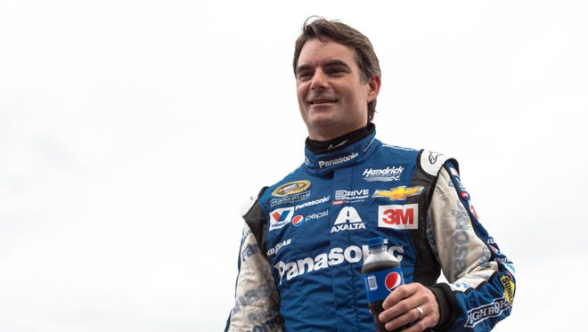 Jeff Gordon will race Sonoma this weekend, where he has a Cup record five wins.
