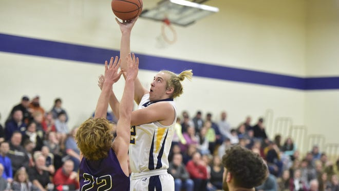Greencastle defeated Northern York 81-59 Friday, January 19, 2018.