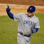 Anthony Rizzo explains why he's nice to umps