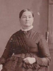 Farm founder Dorothea (Zahn) Beyer.
