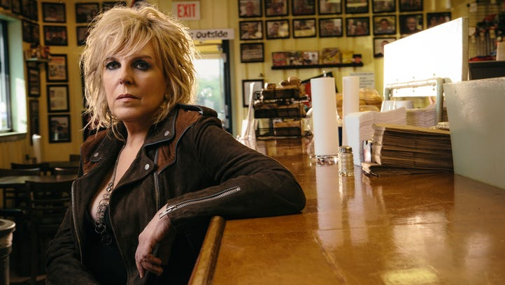 Lucinda Williams will play a rare beach gig at the Bottle & Cork in Dewey Beach on Aug. 31.
