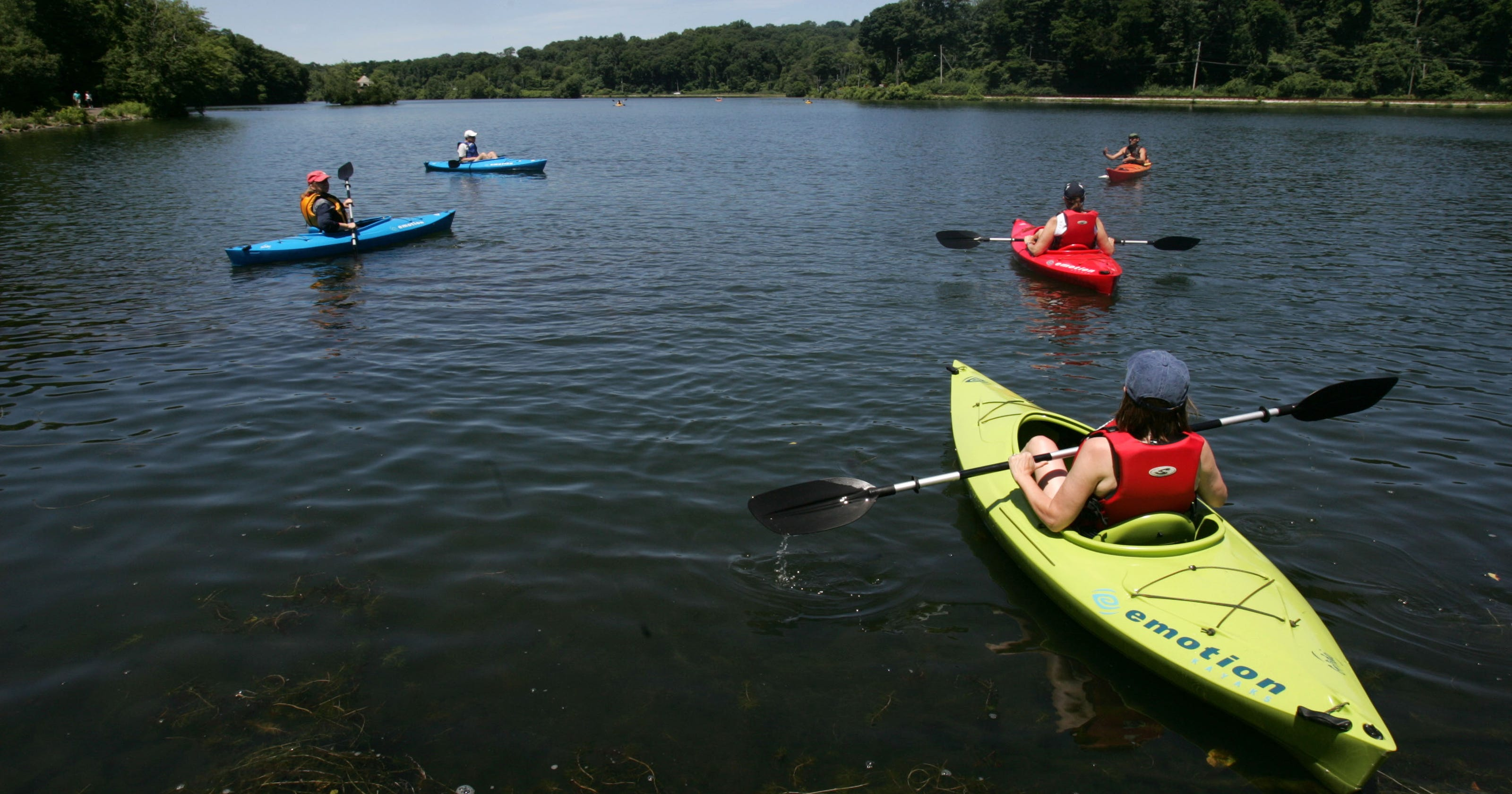 Port Chester opens kayak launch