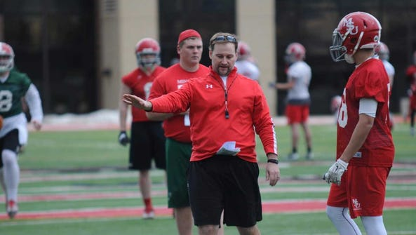 Mike Aldrich is taking over a Minot State team that