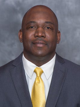 David Harris, ISU associate AD