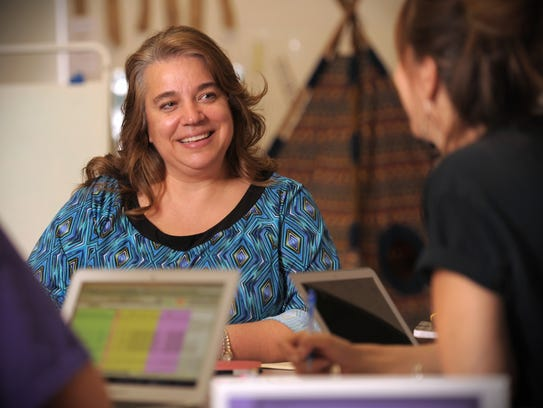 Woodrow Wilson MBA program participant and NMSU alumna