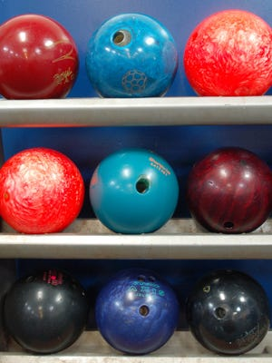 Bowling is something you probably haven't done in a while and need to try again.