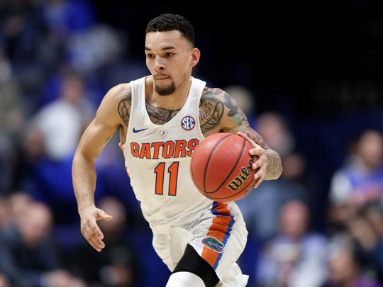 White Station graduate Chris Chiozza of Florida will play for the Washington Wizards in the NBA Summer League.