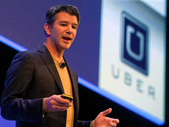 Uber president quits as company searches for COO