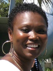 Rev. Sharonda Coleman-Singleton, 45.