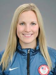Jocelyne Lamoureux-Davidson 2010 and 2014 Olympic Silver