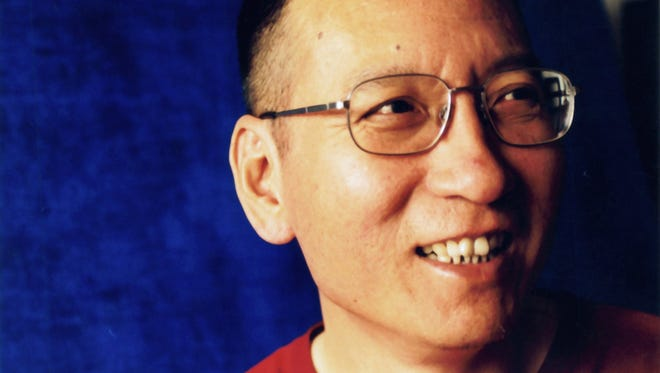 A file handout photo made available Oct. 8, 2010 by Liu Xia showing jailed Chinese Nobel peace laureate, dissident and civil rights activist Liu Xiaobo in Beijing, China, (reissued June 26, 2017).
