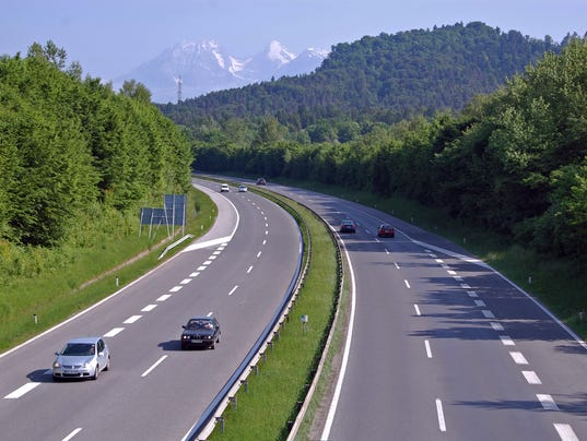 Car Driving Rules In Germany