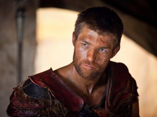Liam McIntyre played Spartacus in Starz original series.