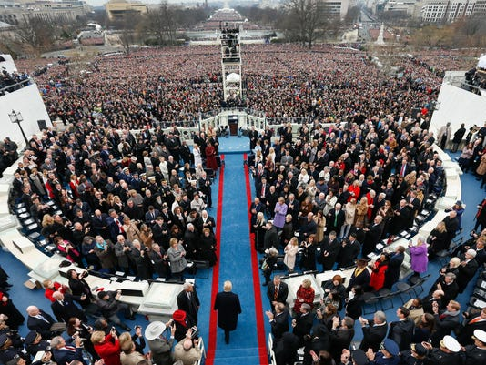 AP TRUMP INAUGURATION A USA DC