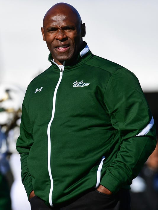 How Amway Coaches Poll Top 25 Teams Fared In Week 3: Amway Coach's Call Of Week: South Florida's Charlie Strong