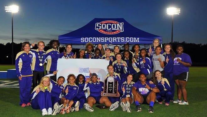 The Western Carolina University women won this past weekend's Southern Conference outdoor track championshihp in Birmingham, Ala.