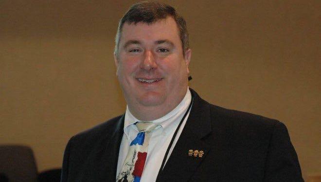 Boone County School Board member Ed Massey.