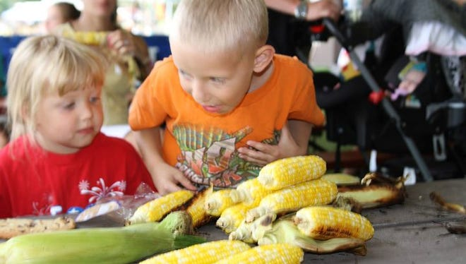 The 46th annual Scandinavia Corn Roast Weekend will be held Aug. 4-6, 2017 at Ellison Memorial Park in Scandinavia.