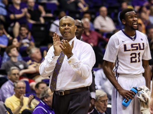 NCAA Basketball: Tennessee at Louisiana State