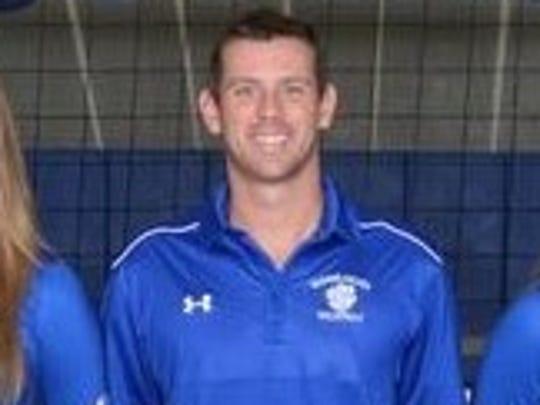 Robert Ritchie, Barron Collier volleyball