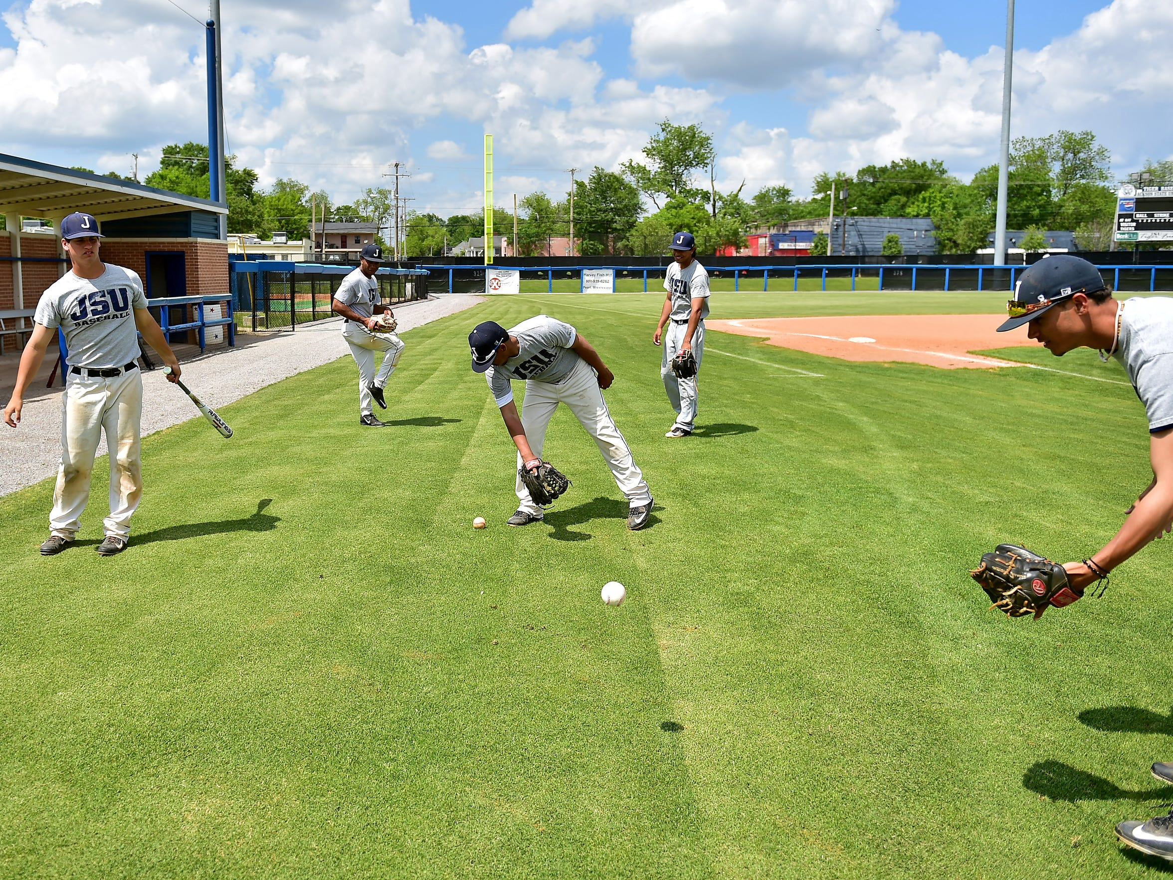 Jackson State's international baseball players have had to face quite a few adjustments since they came to America.