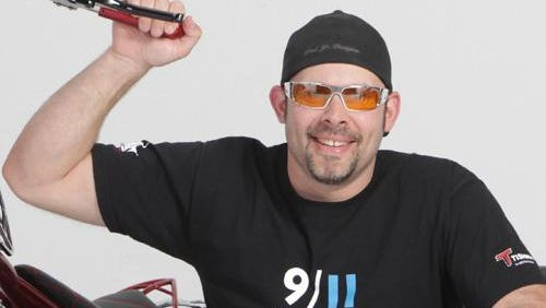 Paul Teutul Jr. will be at the Car and Motorcycle Show at Tioga Downs from 1 to 3 p.m.