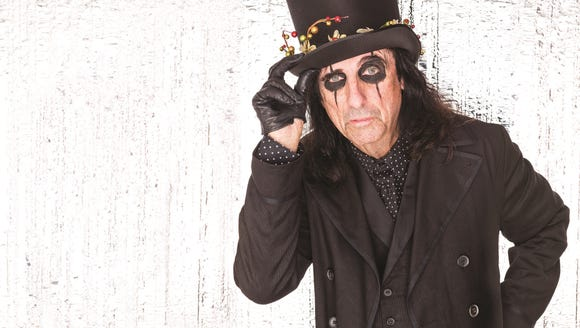 Alice Cooper will perform at the Washington Pavilion