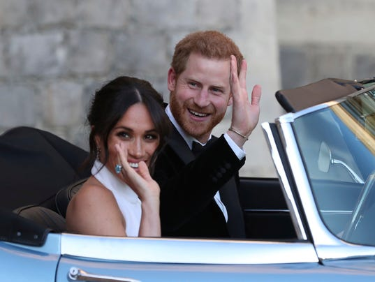 AP APTOPIX BRITAIN ROYAL WEDDING I ENT GBR