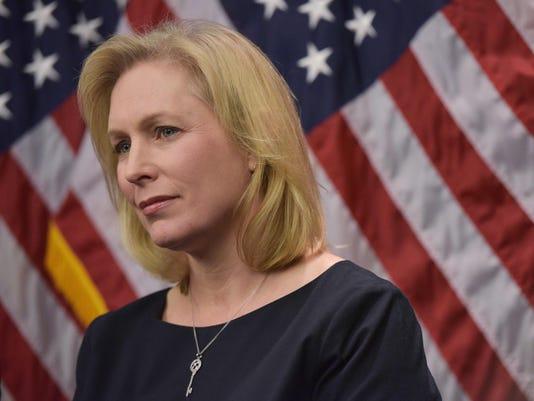 U.S. Sen. Kirsten Gillibrand