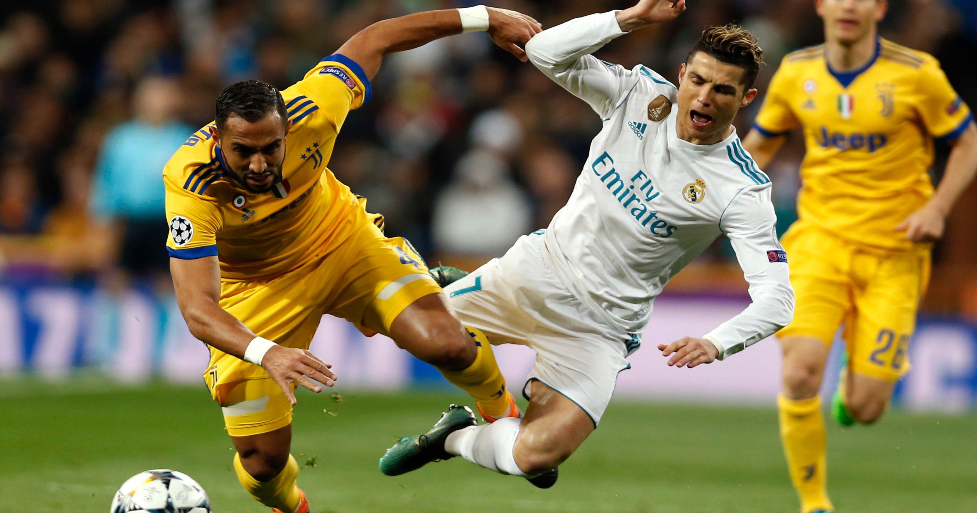 8eb8ea775 Ronaldo leaving Real Madrid to join Italian club Juventus