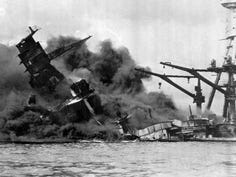 Pearl Harbor, a child's perspective