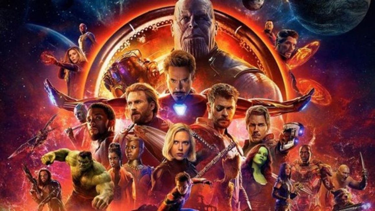 'Avengers' smashes box office with biggest weekend opening ever
