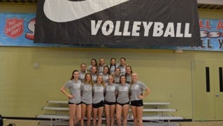 West Salem's volleyball team placed third in the Silver bracket at the Nike Tournament of Champions.