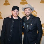 Red carpet at Nashville's Grammy nominee party