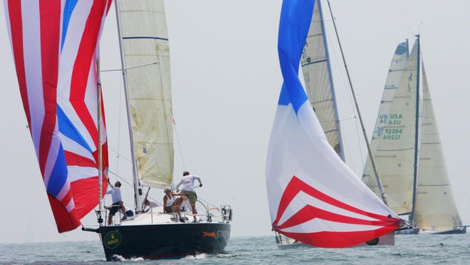 The New York Yacht Club's Race Week at Newport begins Wednesday and wraps up Saturday.