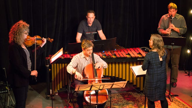 TURNmusic brings its modern classical sound to Burlington on Friday and Waterbury Center on Sunday.