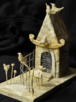 """Bird House"" by Vicki Busby"