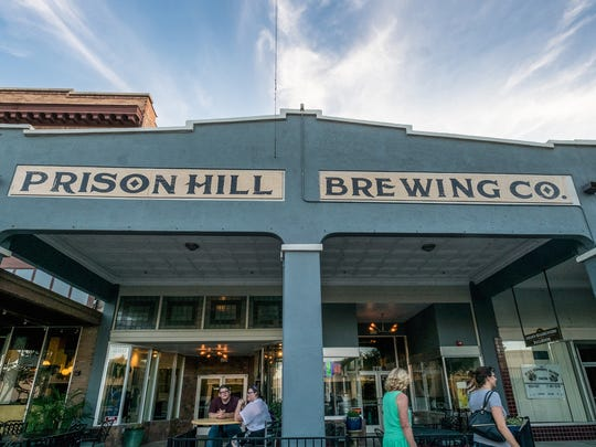 Prison Hill Brewing Company, Yuma's first and only
